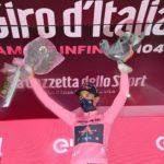 Egan Bernal el nuevo líder del Giro de Italia 2021