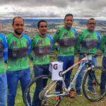 Diez aventureros boyacenses se van de Tunja a Santa Marta en bicicleta.