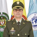 Nuevo Comandante del Departamento de Policía de Boyacá.