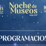Programación Noche de los Museos 2021 en Tunja